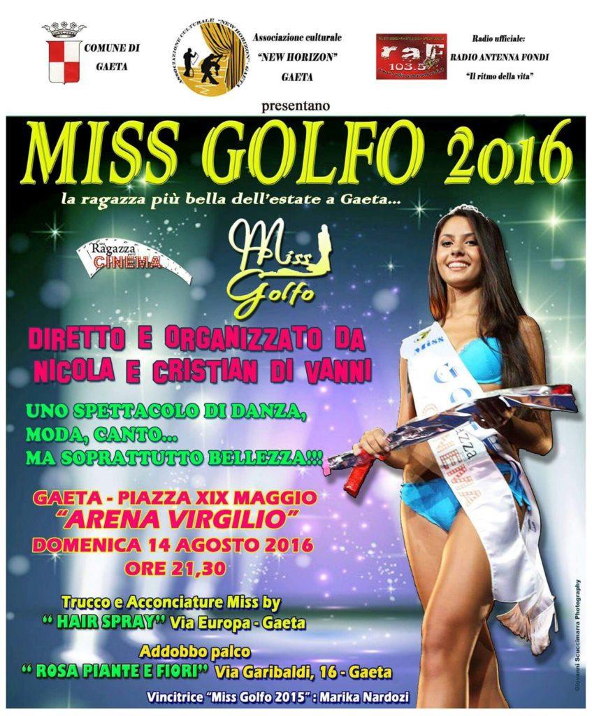 Miss golfo di gaeta