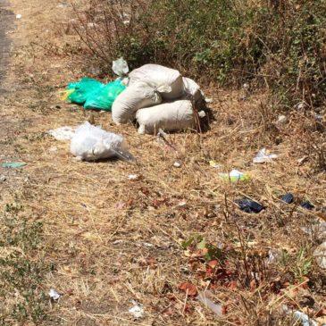 L'Inchiesta: Gaeta, ancora discariche abusive in Via dell'Agricoltura / Ecco le Foto