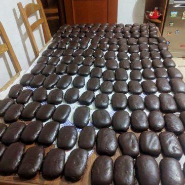 Ricetta Dolci tipici di Natale a Gaeta: la Sciuscella