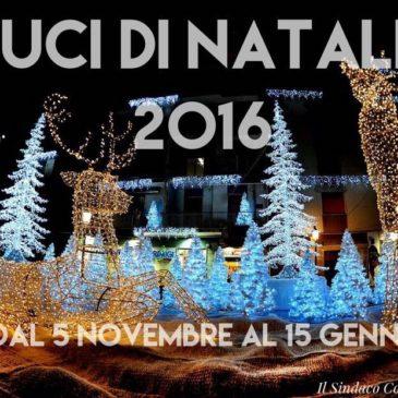 Programma Gaeta Luci di Natale 2016: Ecco il programma degli eventi