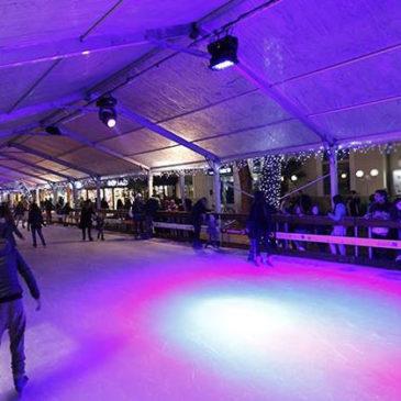 Gaeta: arriva la pista di pattinaggio su ghiaccio, con annesso parco giochi, maxi schermo e spettacoli itineranti