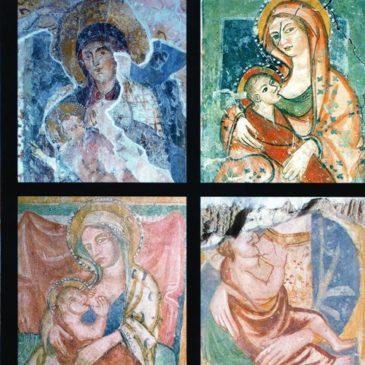 """La cripta delle """"Madonne del Latte"""" di Maranola ricostruita a grandezza naturale nel Museo diocesano di Gaeta"""