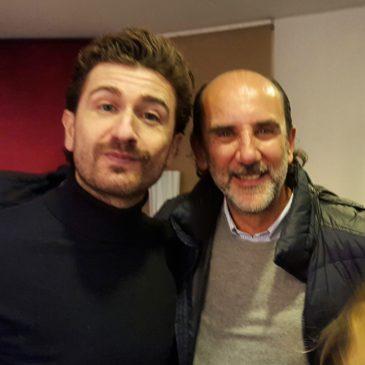 Arriva Mister Felicità: la prima a Gaeta con il Maestro Umberto Scipione