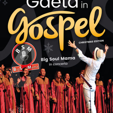 Gaeta in Gospel… Big Soul Mama in concerto / questa sera in Piazza Commestibili