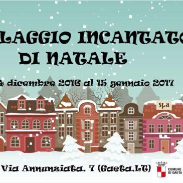 A Gaeta, apre Il Villaggio Incantato di Babbo Natale: vieni a consegnare la tua letterina