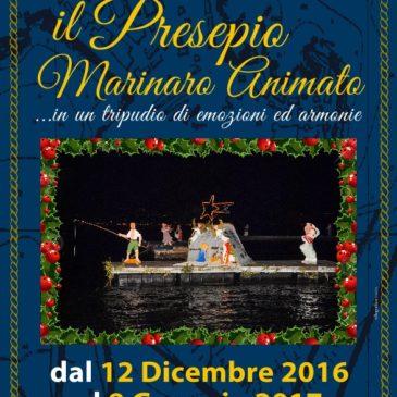 Natale 2017 a Gaeta: IL Presepe Marinaro Animato – info e orari