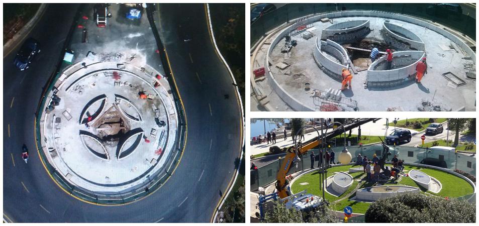 Foto di Cantiere di realizzazione lavori