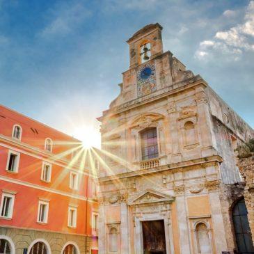 Storia di Gaeta: santuario della Santissima Annunziata – Foto Alfredo Reale