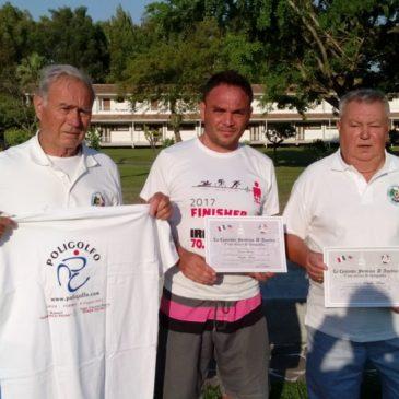 La Comunità Formiana d'America incontra Erasmo Marciano IronMan 2017
