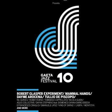 Gaeta Jazz Festival 2017: ecco il programma della decima edizione