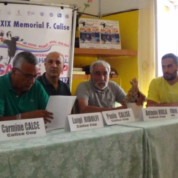 Beach Handball: Svelate le squadre partecipanti alla Calise Cup 2017
