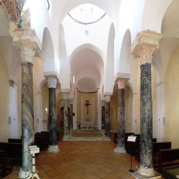 Gaeta: Gli affreschi della chiesa di San Giovanni a Mare