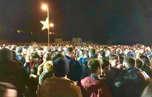 Serapo: 1000 persone per il Brindisi di Buon Natale