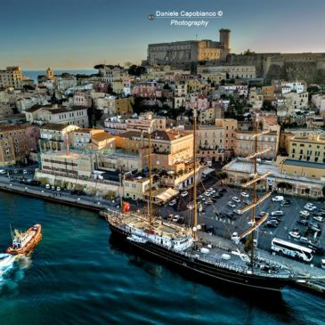 Gaeta: Il Video Tour della Signora del Vento vista dal Drone – Parte 1