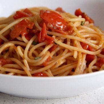 Ricette: Spaghetti con le Spagnolette di Gaeta