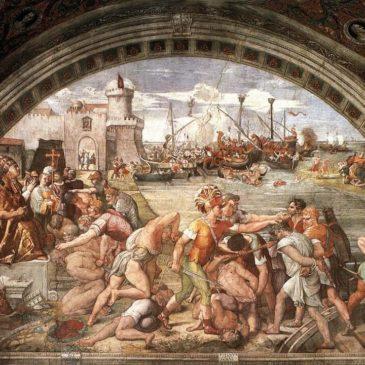 Pillole di Storia: la battaglia di Ostia che precedette Lepanto