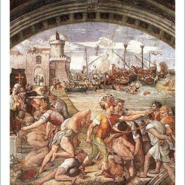 Pillole di Storia: La Battaglia del Garigliano