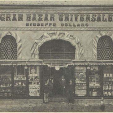 Gaeta: si inaugura il Gran Bazar Universale. Chi sa dov'è?