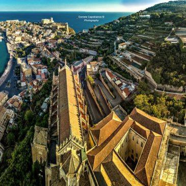 Gaeta vista dal drone di Daniele Capobianco – Visita la sua pagina