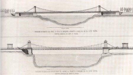Pillole di Storia: il ponte Real Ferdinando sul Garigliano