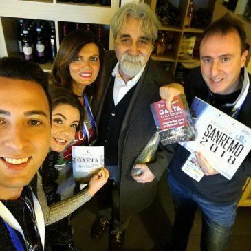 Missione Gaeta-Sanremo: Beppe Vessicchio fan di Gaeta