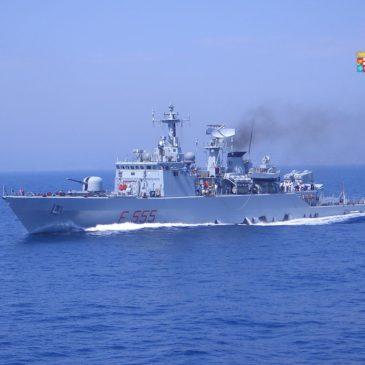 Gaeta: visita a bordo della Nave Militare DRIADE