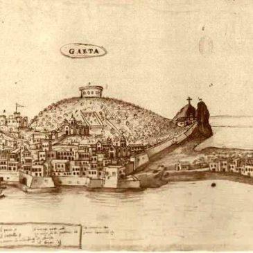 Storia: Una china di Gaeta di oltre 400 anni