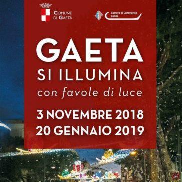 Luminarie di Gaeta 2018-2019: ecco il programma degli eventi