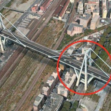 Genova: L'Ex Commissario del Comune di Gaeta Frattasi a coordinare le ricerche dei dispersi