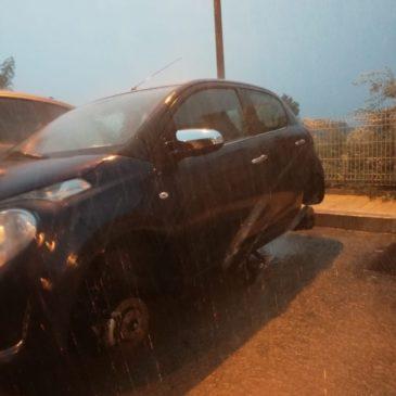 Ladri: anche con la pioggia non si fermano, ennesimo furto nelle zone residenziali