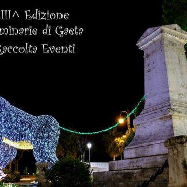 """Luminarie di Gaeta 2018: Individuata la location del """"Gorilla gigante della foresta""""?"""
