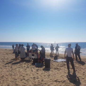 Continuano le riprese a Gaeta: Alessandro Gassmann a Sant'Agostino