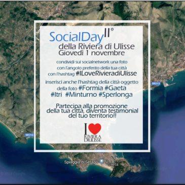 Social Day: Parte #ILoveRivieraDiUlisse la tua città da protagonista!