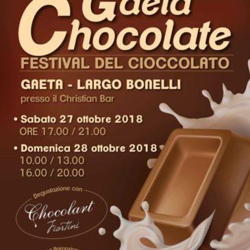Gaeta Chocolate: weekend di Degustazione e tanta musica