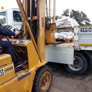 Criticità idrogeologica: la Protezione Civile predispone i mezzi di sicurezza