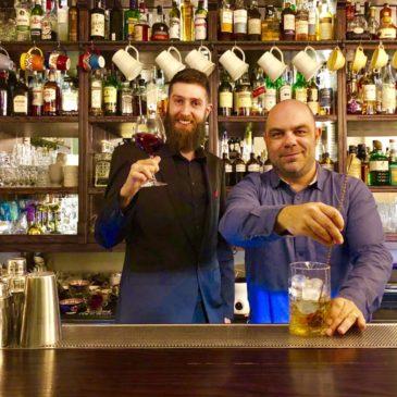 Un Bartender ed un Sommelier di Gaeta…una miscela di creativitá a Kasa Incanto