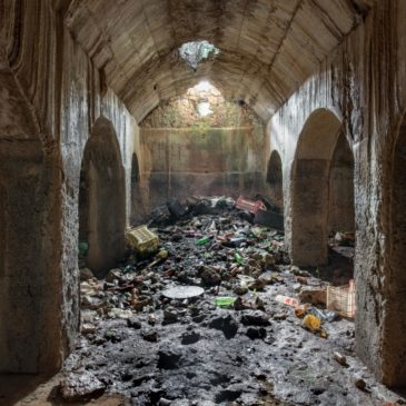 ESCLUSIVO: Il Cisternone Romano di San Vitale, ecco le foto