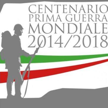 Centenario della Grande Guerra per non dimenticare