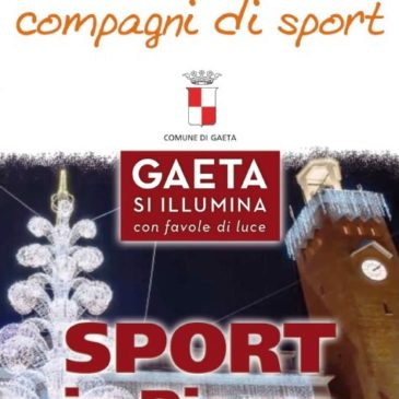 """""""Sport in Piazza"""": nel weekend di """"Favole di Luce"""""""