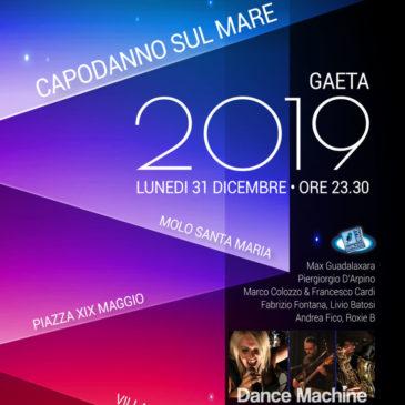Guida al Capodanno 2019 a Gaeta: 4 Piazze per festeggiare il nuovo anno