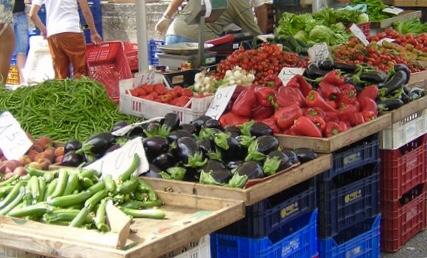 Il Mercato settimanale di Gaeta si Anticipa per le feste
