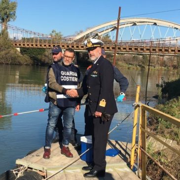 Gaeta: visita del Direttore marittimo del Lazio