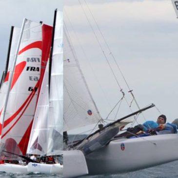 Campionato Mondiale F18: assegnato all'Italia, si svolgeranno nel Golfo di Gaeta