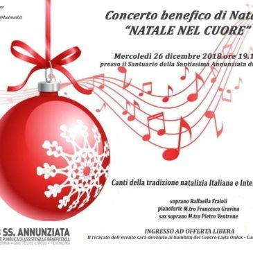 Concerto di Natale Benefico