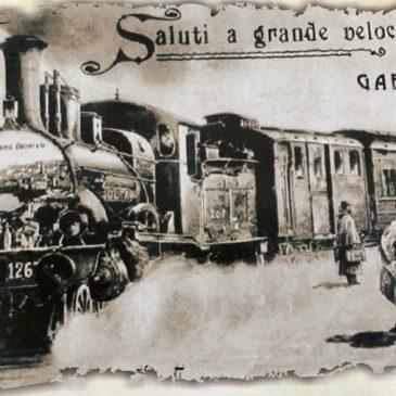 Le 14 foto storiche più belle della Ferrovia Gaeta-Formia-Sparanise