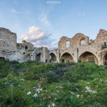 Il Monastero di Colle S. Agata a Gaeta foto esclusive Fausto Forcina