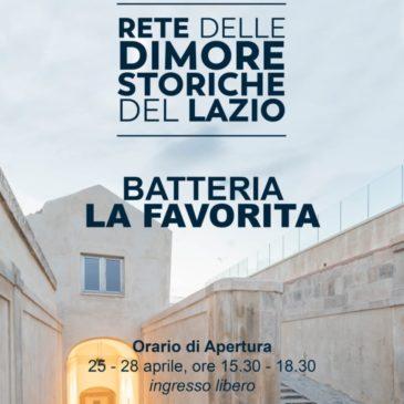 """Batteria """"La Favorita"""" orari di apertura"""