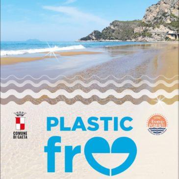 La Spiaggia di Sant'Agostino è #PlasticFree ! La prima a Gaeta