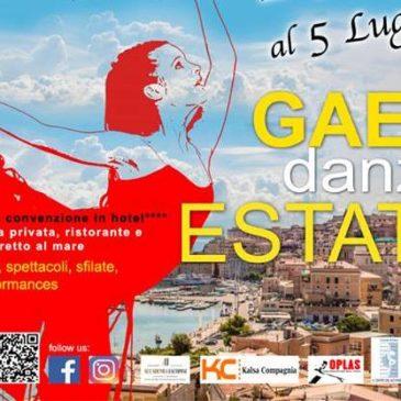 """""""Gaeta Danza Estate"""": Ci siamo, il taglio del nastro Domenica 30 Giugno"""