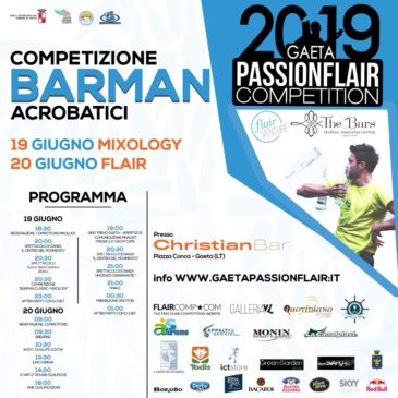 """Gaeta Passion Flair Competition"": torna la gara internazionale"